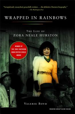 Wrapped in Rainbows: The Life of Zora Neale Hurston Cover Image