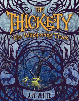 The Whispering Trees Cover