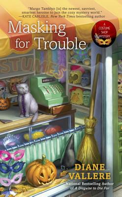 Masking for Trouble (A Costume Shop Mystery #2) Cover Image