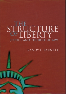 The Structure of Liberty Cover