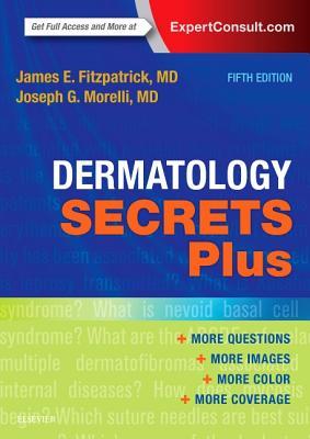 Dermatology Secrets Plus Cover Image