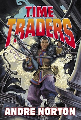 Time Traders Cover Image