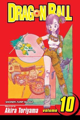 Dragon Ball, Vol. 10 cover image
