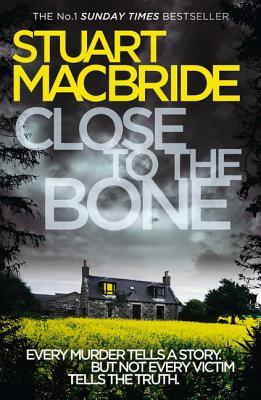 Close to the Bone (Logan McRae #8) Cover Image
