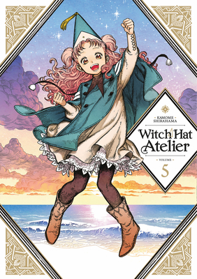 Witch Hat Atelier 5 Cover Image