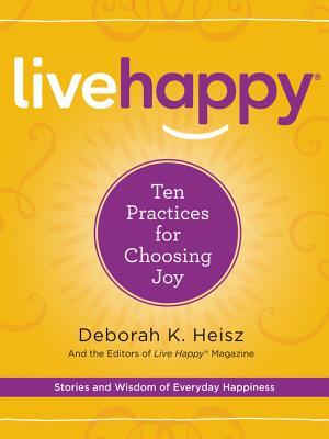 Live Happy Cover