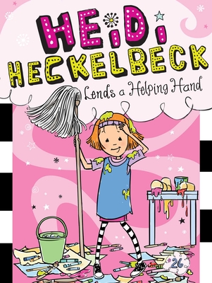 Heidi Heckelbeck Lends a Helping Hand Cover Image