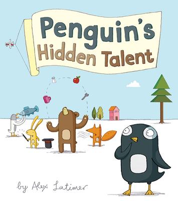 Penguin's Hidden Talent Cover