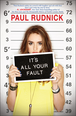 Cover for It's All Your Fault