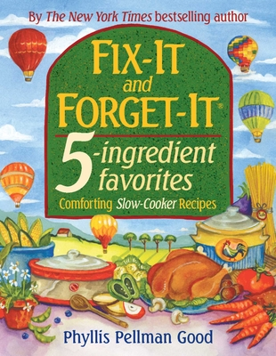 Fix-It and Forget-It 5-Ingredient Favorites Cover