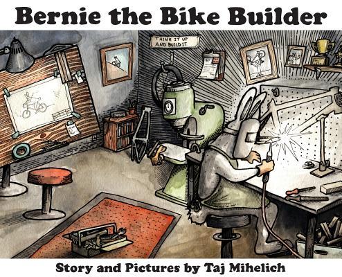 Bernie the Bike Builder Cover Image