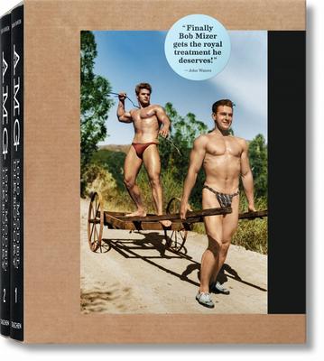 Bob Mizer: Amg, 1000 Model Directory Cover Image
