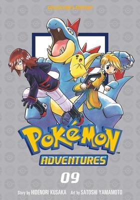 Pokémon Adventures Collector's Edition, Vol. 9 (Pokémon Adventures Collector's Edition #9) Cover Image
