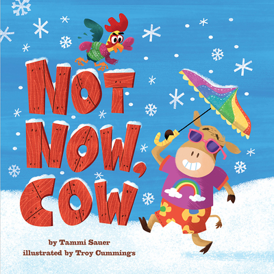 Not Now, Cow Cover Image