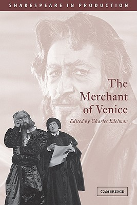 The Merchant of Venice (Shakespeare in Production) Cover Image