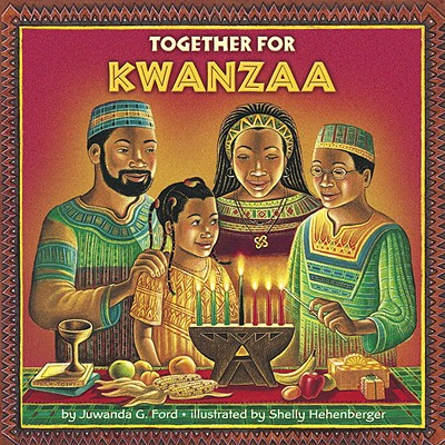 Together for Kwanzaa Cover Image