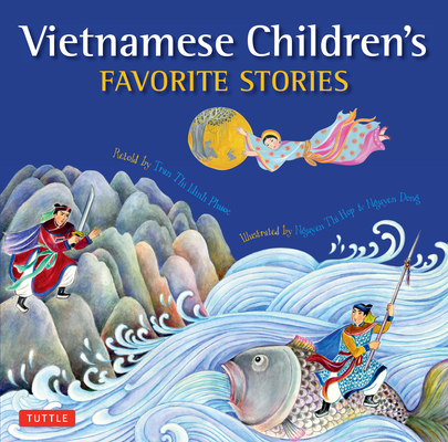 Vietnamese Children's Favorite Stories Cover Image