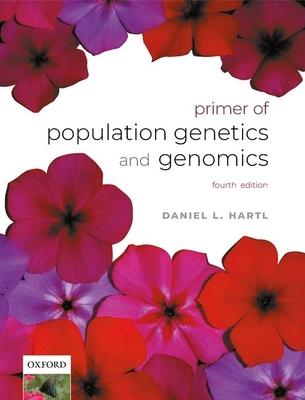 A Primer of Population Genetics and Genomics cover