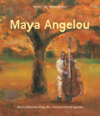 Poetry for Young People: Maya Angelou Cover Image