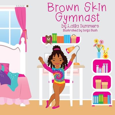 Brown Skin Gymnast Cover Image