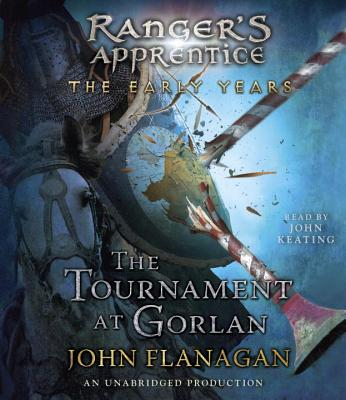 The Tournament at Gorlan (Ranger's Apprentice: The Early Years #1) Cover Image