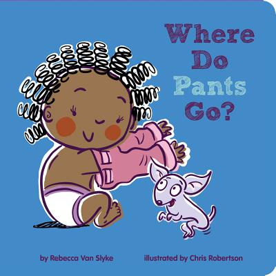 Where Do Pants Go? Cover Image