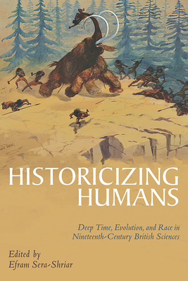 Cover for Historicizing Humans