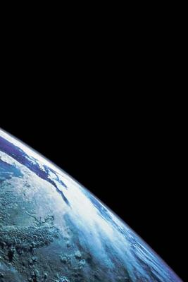 Earth Notebook Cover Image