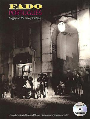 Fado Portugues: Songs from the Soul of Portugal [With CD] Cover Image