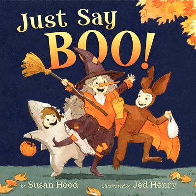Just Say Boo! Cover