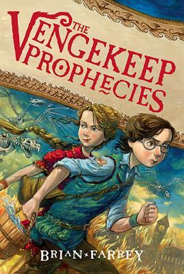 The Vengekeep Prophecies Cover Image