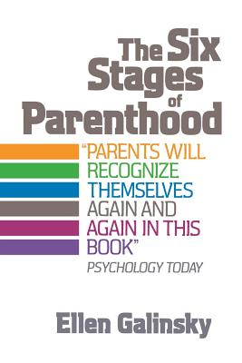 The Six Stages Of Parenthood Cover Image