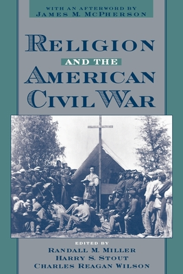 Religion and the American Civil War Cover