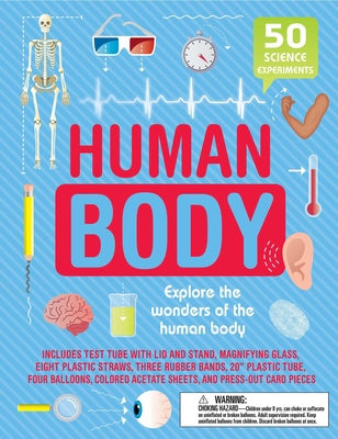 Science Lab: Human Body Cover Image