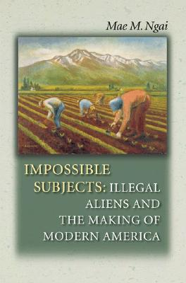 Cover for Impossible Subjects