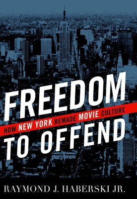 Cover for Freedom to Offend