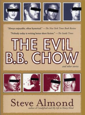 The Evil B.B. Chow and Other Stories Cover Image