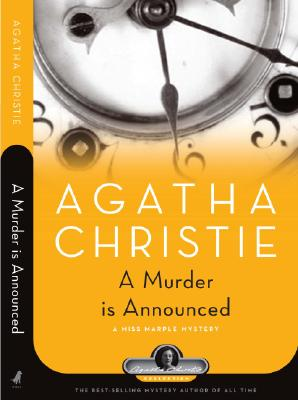 Murder is Announced Cover Image