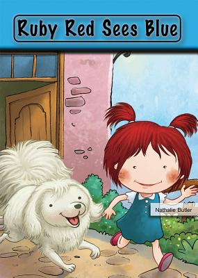 Ruby Red Sees Blue (Learning with Stories) Cover Image