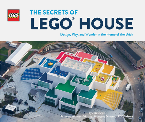 The Secrets of LEGO House Cover Image