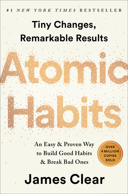 Atomic Habits cover image