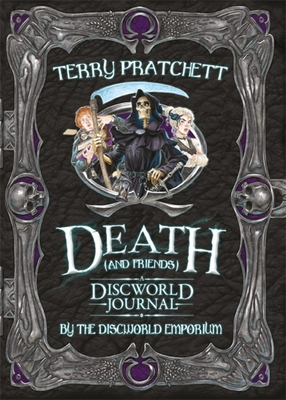 Death and Friends, A Discworld Journal cover