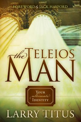 The Teleios Man Cover