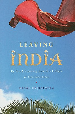 Leaving India Cover