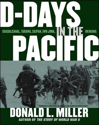 D-Days in the Pacific Cover
