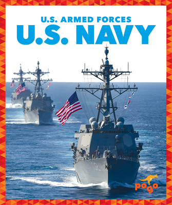 U.S. Navy (U.S. Armed Forces) Cover Image