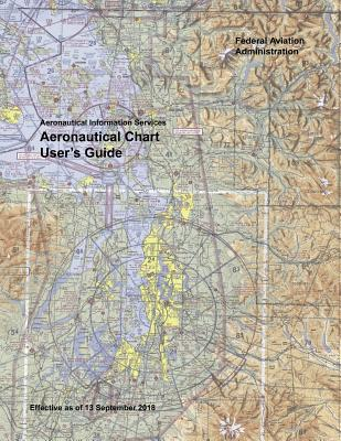 Aeronautical Chart User's Guide: Aeronautical Information Services (Black & White) Cover Image