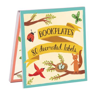 Forest Friends Bookplates Cover Image