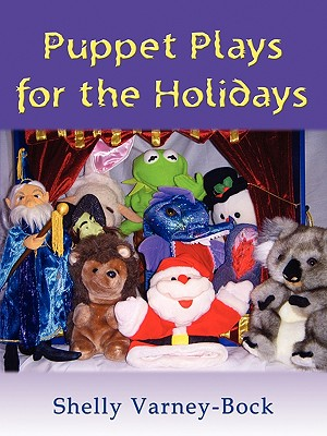 Puppet Plays for the Holidays Cover Image