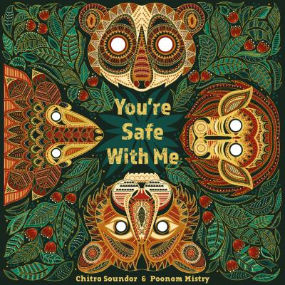 You're Safe with Me (Lantana Global Picture Books) Cover Image